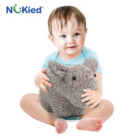 Wholesale Piglet Toys - NUKied New Arrival Type Cartoon Piglet Doll Pillow Cloth Toys High Quality Pacifying Toys Cute Piglet Dolls Baby Educational Pillow