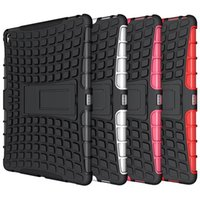 Hot Sale Armor Hybrid Kickstand Protetor Tablet Case Back Cover Shell à prova de choque para iPad 2 3 4 5 6 Mini Air Pro 9.7 '' 12.9 ''