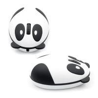 fio sem fios para rato venda por atacado-VMW-91 2.4 GHz 2.4GHz Sem Fio Com Fio USB Óptico Panda Mouse de Computador para Win / Mac / Linux / Andriod / IOS Macbook Windows Intel AMD Melhor presente