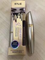 Wholesale Eyebrow False - New Kylie Waterproof Mascara Eyeliner Eyebrow Pencil 3in1 False Lash Effect Kylie Jenner beauty eye cosmetics DHL Shipping