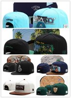 Wholesale Cheap Designer Snapbacks - Good Quality Cheap Cayler & Sons Hats Fashion Street Hip Hop Caps Sports Snapback Hats Designer Baseball Caps