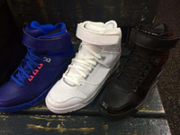 Wholesale Heightening Shoes - Heighten shoes air revolution sky hi black,white,red,blue height increasing shoes womens sneakers walking shoe jogger Shoes size:eur36-40