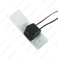 Wholesale Special Car Ccd - 10set lot Special CCD Backup Rear View Reverse Car Camera With LED Light For Toyota Prado 2010