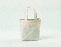 Wholesale Handbag Craft Kids - Natural white eco Canvas organizer Totes DIY blank plain makeup hand bag Kids Craft small phone wash handbag Custom Gift Bags for women