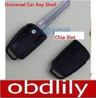 ingrosso conchiglie chiave senza lama-La migliore qualità 5pcs / lot chiave di automobile universale Shell ForAudi maniglia della maniglia della maniglia di chiave fissa saldamente senza lama chiave