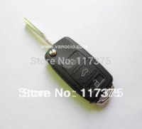 Wholesale Key Remote For Positron - new for Brazil Positron Ex300 car alarm remote key (VW 3 button style) 433.92mhz M37198 car remote control alarm