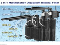 Wholesale Aquarium Fish Tank Filtration Internal Filter Submersible Water Pump Free UK Del