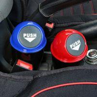 Wholesale Honda Fit Carbon - Car Trash Can Garbage Dust For Honda CRV CR-V Fit XRV CITY For Toyota Corolla Rav4 Ralink YARiS Camry Highlander Any Car