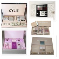 Wholesale Bugs Lights - Kylie Vacation Bundle Makeup set take me on vacation,Send me more Nude,Shinny Dip,Ultra glow,the wet set,June bug,stock