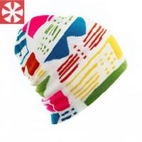 Wholesale Mink Yarn Wholesale - WISHCART Latest Winter Fashion Women knitted Cap mink wool headwear ski beanies hat