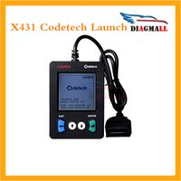 Wholesale Launch X431 Vi - Online-Update 100% Original Launch X431 Codetech Pocket Code Scanner Better than Creader V+ VI Free Shipping