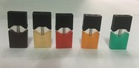 Wholesale Pen Cool - Empty Vapes mango pods clone for vape pen starter kit with 5 flavors cool mint creme brulee fruit medley flavor best price