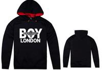 junge london pullover männer groihandel-BIGBANG Boy London Hoodie Hip Hop Hoodies Mann kostenloser Versand Hiphop Kleidung Männer Skateboard Hoody Sweatshirt Fleece Rock Pullover