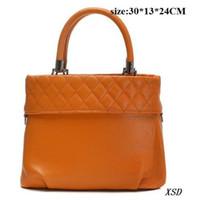Wholesale Cheap Designer Ladies Bags - 2016 New Style Women CC Bags High Quality Pu leather Womens Handbag Designer Brand Ladies Purse Famous Brand Handbag Cheap Bag tote