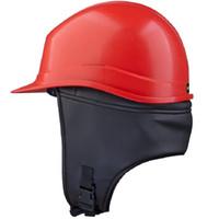 Wholesale Safety Cap Helmet - Black helmet neck bush Black hat inside liner headwear Delta Outdoor work head wear adjustable safety cap