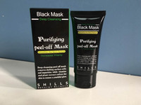 Oil-control black treatment - Black Suction Mask Anti Aging ml SHILLS Deep Cleansing purifying peel off Black face mask Remove blackhead Peel Masks