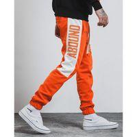 Wholesale couples pants - New Letter Printing Casual Loose Men 's Elastic Waist Track Pants Couple Models Streetwear Sweatpants Fitness Pants Joggers