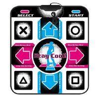 Wholesale Usb Dance Pad Pc - NEW Non-Slip Dancing Step Dance Mat Padded Mats Pads To PC USB PlayStation + CD Driver Dancing Mat