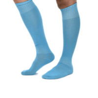 Wholesale Socks Sellers - Wholesale-Best seller Men Sport Football Soccer Long Socks Over Knee High Sock Baseball Hockey 9 Color High Quality Brand New
