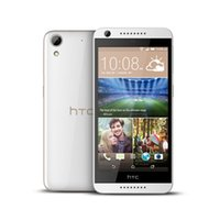 Wholesale Hd Unlocked Cell Phone - HTC Desire 626 Qualcomm Cell Phone 5.0Inch HD Screen 1.5G RAM 16G ROM Android5.1 Quad Core Factory Unlocked Refurbished Phones