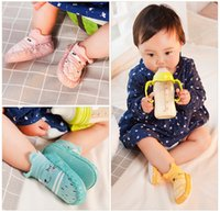 Wholesale Baby Slipper Floor Shoes - Newborn Baby Toddler Socks Anti-slip Sock Shoes Boots Floor Slipper Socks Winter Warm First Walkers Baby Ankle Snow Crib Booties