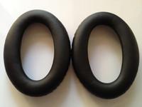 Wholesale Pro Pad Cushions - Earpads Ear Pads Cushions For Sennheiser PXC350 PXC450 PC350 HD380 HD380 Pro HMEC250 Headphones Replacement Headphone Earpad