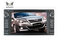 Wholesale Dvd For Prado - 4 UI intereface combined in ONE system CAR DVD PLAYER FOR TOYOTA PRADO COROLLA HILUX RAV4 VIOS LC100 200*100CM BLUETOOTH RADIO NAVI MAP GPS