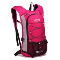 Wholesale outdoor riding backpack bicycle resale online - 12L Ultralight Waterproof Bicycle Hydration Water Bag Sport Outdoor Cycling Riding Travel Mountaineering Backpacks