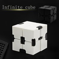 Wholesale magic car for sale – best Fidget Novelty Magic Cube Infinity Toys Anti Stress Anxiety Juguete for Office Car Focus Controller Finger Cube Spinner Spiner for Adult