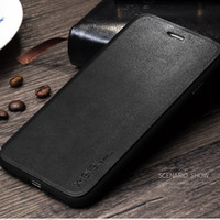 Wholesale Function Flip - Ultra-thin Soft TPU + PU Leather Case For iPhone 7 7Plus   6 6s plus Flip Case with kickstand function for galaxy note 8 case