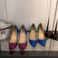 Wholesale Career Dresses For Women - High end dress shoes for women same as original 1:1 shoppe copy italian import patent leather vamp sheepskin inside heel high 10cm