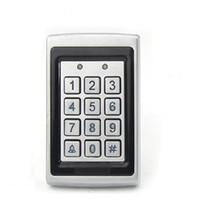 controle de acesso da porta do cartão inteligente venda por atacado-Anti sensacional água prova 125KHZ EM RFID Controle de Acesso Teclado Cartão de Controle de Acesso Abridor Da Porta