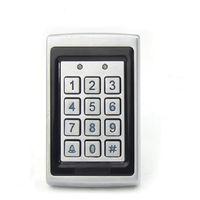 Wholesale Door Access Control Panel - Anti smashing water proof 125KHZ EM RFID Access Control Keypad Card Access Control Door Opener