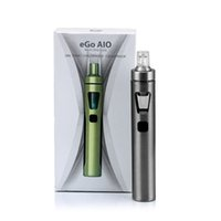Wholesale Ego Pro Tanks - Joyetech eGo AIO Kit With 1500mAh Battery 2.0ml Tank Anti-leaking Structure Childproof Lock All-in-one Evod Pro Kit E cigs in stock