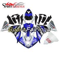 Wholesale Yzf Cowling - Injection Fairings For Yamaha YZF 1000 R1 2009 2010 2011 2012 2014 YZF-R1 2009 - 2014 ABS Motorcycle Fairing Kit Cowlings IVECO 99 Blue