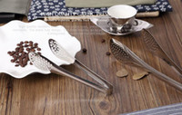 ürün ürünleri toptan satış-9 inç Paslanmaz Çelik Barbekü Buz Tongası Yemek Pişirme Mutfak Aletleri Toptan Toplu Ürünler Aksesuar Malzeme Gear Items Stuff Products