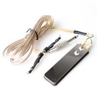 Wholesale Tattoo Supplies Low Prices - Hot Sales Tattoo Power Footswitch with Clip Cords For Tattoo Power Supply Low Price FS302