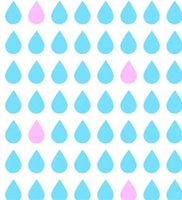 Wholesale Water Painting Photos - 5X7FT Blue Water Drops Backdrop Background For Kid Photos Studio Computer Printed Photography Senior Backgrounds Backdrops