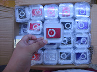 Wholesale Mp3 Player Gift Box - MP3 Player - 2017 HOT! Cheap Colorful Sport mp3 Players Come with Earphone, USB Cable, Retail Box, Support Micro SD TF Cards,Free ship+GIFT