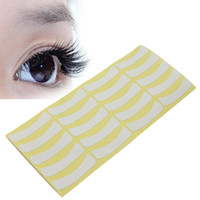 100 Paar Wimpern Individuelle Peitsche Extension Tools Versorgung Medical Tape Salon Neu # T701