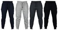 Wholesale harem sweat pants - Good Quality Men New Fashion Jogger Pants Chinos Skinny Joggers Harem Pants Sweat Pants Men Trousers