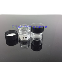 Wholesale Glass Vials Jewelry Wholesale - 420 jars-x-small screw top jar with altl glass vial