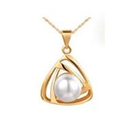 Wholesale Snake Earrings Rings - Vintage silver pearl Pendant Necklaces Sweater chain Luxury Stud pearl Ring earrings wedding dress accessories worn jewelry sets