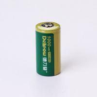 wiederaufladbare lithium-batterie cr123a großhandel-2016 Deutschland Lipu CR123a batterie 3,7 V 16340 batterie CR123a akkus 16340 lithium-batterie Neu