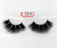 Wholesale China Eyes Makeup - Imported Fiber Eyelashes Soft Natural Hair Eyelashes Real Mink Crisscross False Eyelashes China High Price Ratio Eye Makeup Tool
