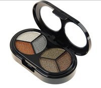 Wholesale white pearl eye shadow for sale - Group buy 6 Color Nude Smoky Pearl Eyeshadow Shimmer Eyeshadow Makeup Palette Set Professional Eye Shadow Foundation Nude Makeup Tool wf008