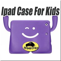 Wholesale Design Cases For Ipad - 10 inch tablet case Ipad mini Shockproof Plastic Foam Case For Kids Stand Design For Ipad 1 2 3 4 Ipad Air 2