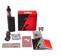Wholesale Emu Mini - Kanger Subox mini Starter Kit Subtank Mini V2 0.5ohm OCC RBA Atomizers Kbox mini battery Variable Wattage 5W-50W subtank nano Clone