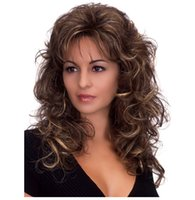 Wholesale celebrity wig online - Z F Wigs For Black Women CM Afro Kinky Curly Human Hair Wig Celebrity Natural Style Suitable For Everyone