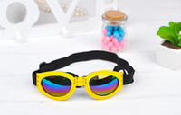 Wholesale Most Fashion Pet Grooming Glasses Pets Dog Sunglasses Dog Accessories Protection From Wind And Rain ZD046A